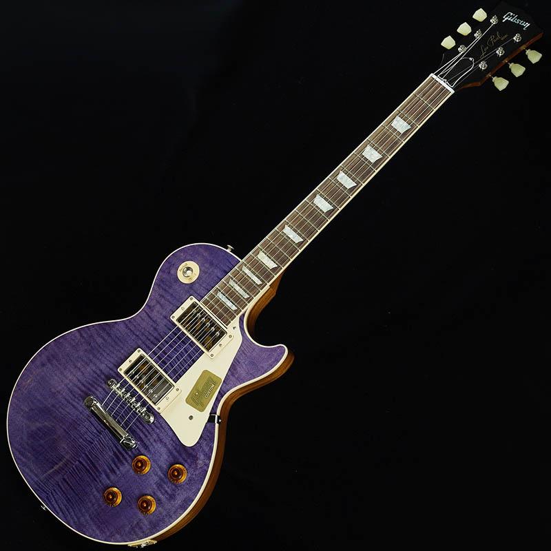 Gibson CUSTOM SHOP Limited Run Modern Les Paul Standard (Trans Purple) 【特価】