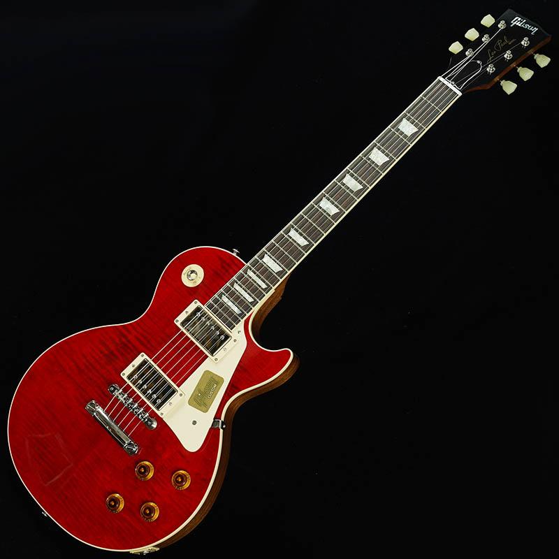Gibson CUSTOM SHOP Limited Run Modern Les Paul Standard (Trans Red) 【特価】