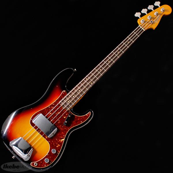 Fender Custom Shop MBS 1963 Precision Bass Journeyman Relic / 3-Color Sunburst by Jason Smith 【ikbp5】