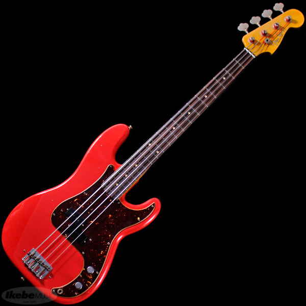 Fender Custom Shop Artist Series Pino Palladino Signature Precision Bass / Festa Red 【ikbp5】
