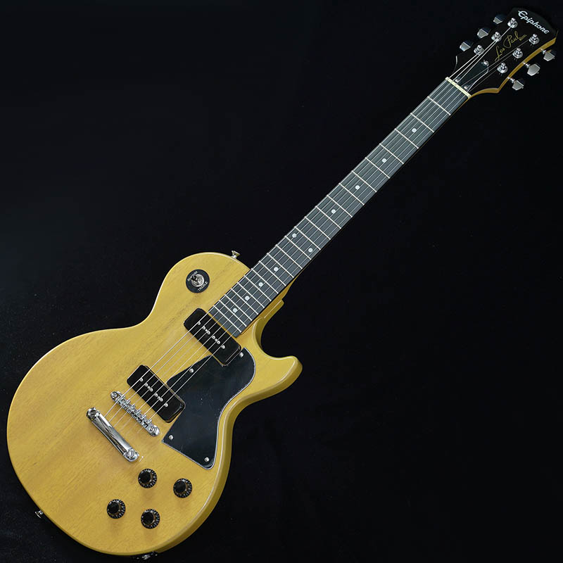 【お買得!】 Epiphone By Gibson Limited Edition Les Paul Special Single Cutaway [Bolt-on] (TV Yellow), 鹿島市 ce4437e9
