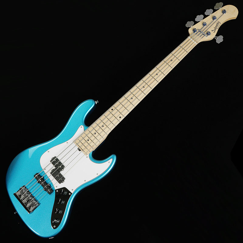Sadowsky Guitars Metro Series MV5PJ (Lake Placid Blue) 【特価】