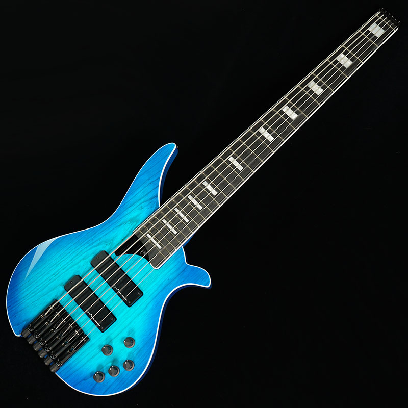 TUNE TWB-6 Headless Ash (Blue Burst)