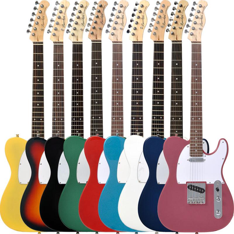 【エレキギター】 Bacchus BTE-1R 【本数限定新品超特価】