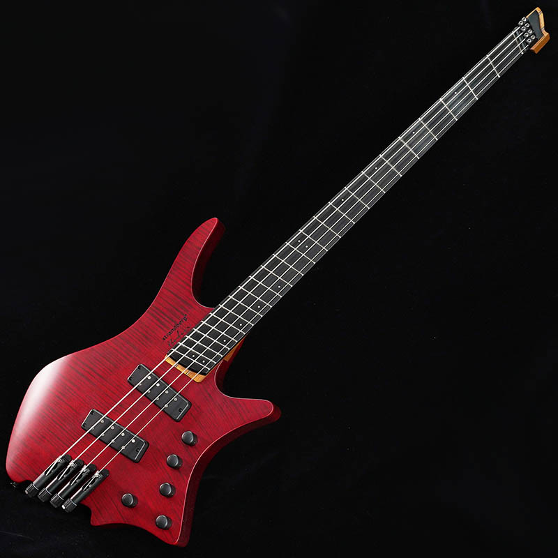 Strandberg Boden Bass Prog 4 (Red)