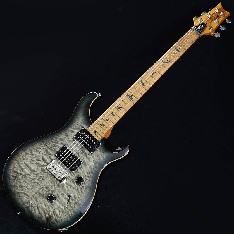 """【エレキギター】 P.R.S. SE Custom 24 Roasted Maple Limited (Charcoal Burst) 【数量限定!""""ナシゴレンセット""""プレゼント!】"""