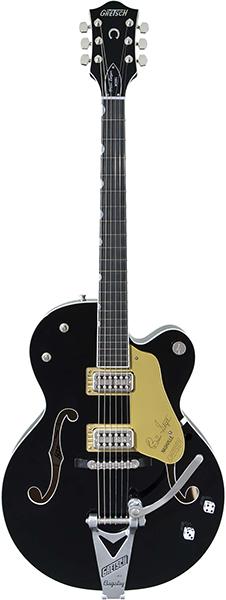 【エレキギター】 GRETSCH G6120T-BSNSH Brian Setzer Signature Nashville Hollow Body with Bigsby