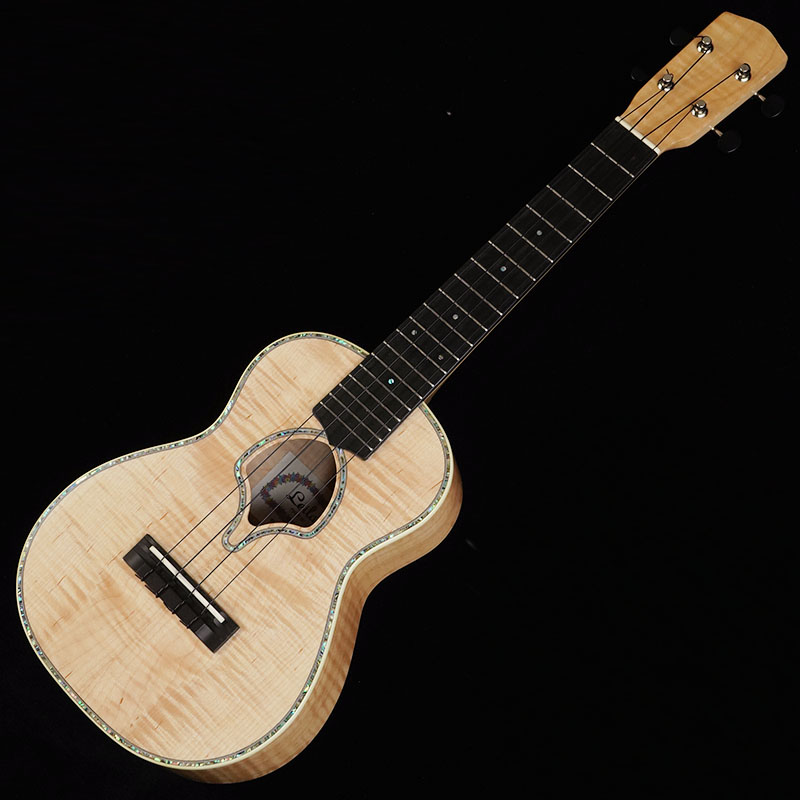 Leilani Concert Curly Maple
