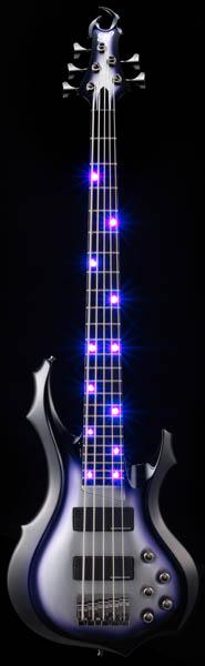 ESP ANDROMEDA D LED [Doris Yeh Signature Model] 【受注生産品】