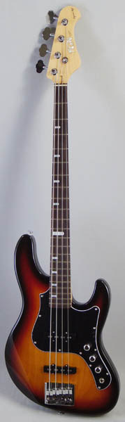"FUJIGEN / FgN EXPART Series MIGHTY JAZZ [EMJ-AL/R/3TS] 【数量限定""フジゲン特製クロスセット""プレゼント キャンペーン】 【bassgwp5】"