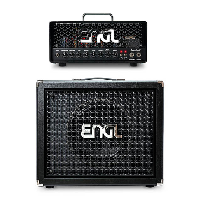 ENGL IRONBALL [E606] + E112VB 【ENGLスペシャルパッケージセット!】