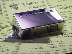 VooDoo Pickups HB-60's (Nickel) 【受注生産品】