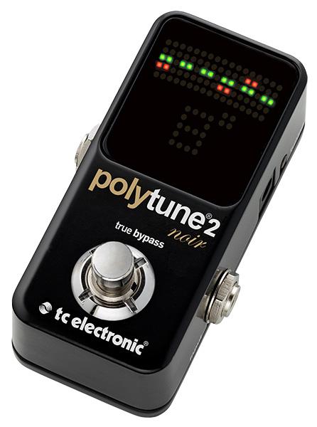 tc electronic PolyTune 2 Noir ※国内正規品