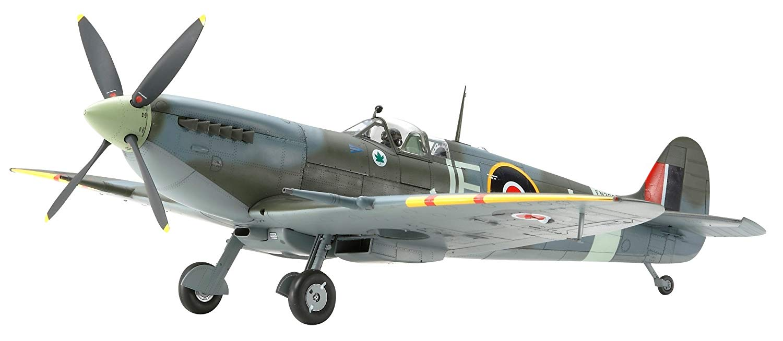 プラモデル 1/32 スーパーマリンスピットファイア Mk.IXc