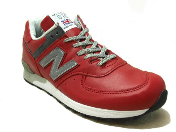 ニューバランス_NEW_BALANCE_M576_RED Dワイズ[Made In England]