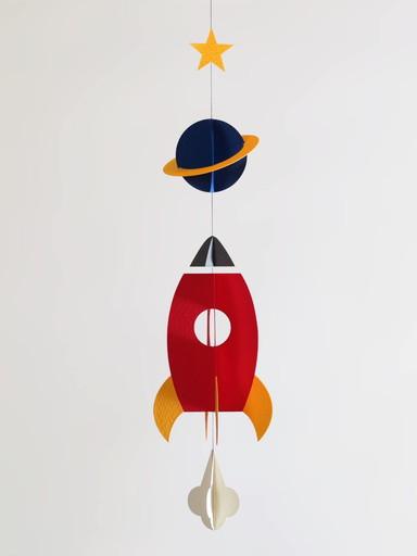 ペーパーモビール ペパモ ロケット 売り出し 入荷予定 M ソロルファクトリー 055
