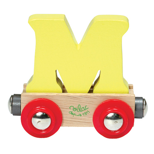 ヴィラック 発売モデル アルファベットトレイン vilac Alphabet 通販 激安◆ M VL0983 Train