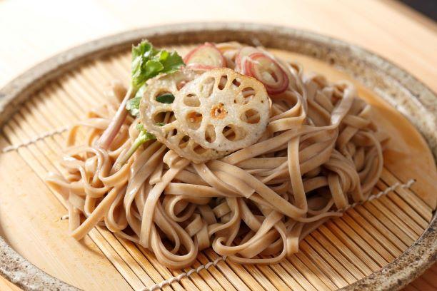 Image result for 岩国蓮根麺 ラーメン