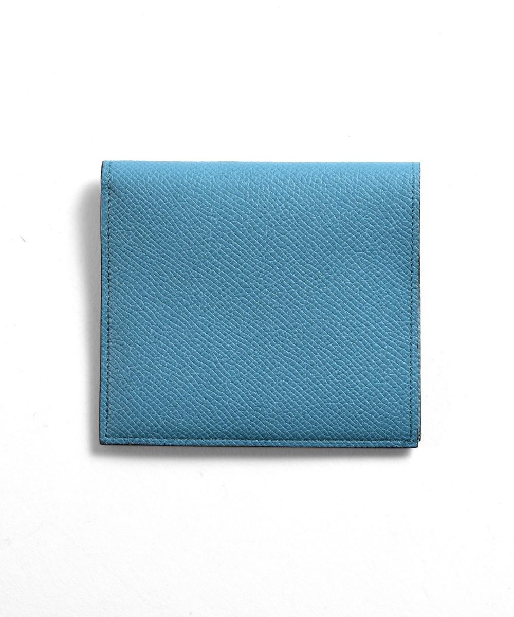 FUJITAKA ACCESSORIES/フジタカ アクセサリーズ ワープロラックス財布 コンパクト二つ折り財布(純札) カード段5