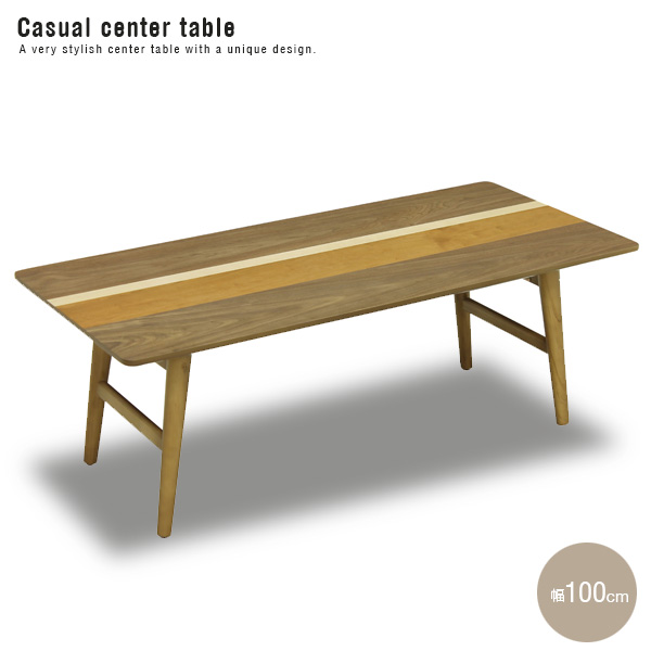 カジュアルテーブル 100 木製 北欧風 折りたたみ 折れ脚 リビングテーブル カフェテーブル コーヒーテーブル ウォールナット 幅100cm おしゃれ かわいい レトロ モダン 折り畳み シンプル コンパクト 人気 新生活 おしゃれ