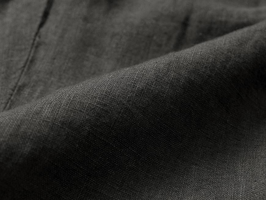 ポイント10倍SALE ジェルマーノ GERMANO20SS 製品染めリネンポプリン1プリーツドローコードパンツ 523G 8919ブラックハンガー便選択OK春夏 メンズ イタリア ボトムス イージーパンツ リネンパンツ リゾートパンツ 麻wPk8Xn0O
