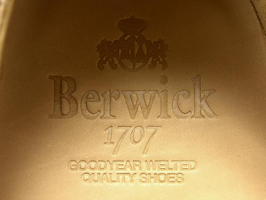 バーウィック Berwick1707 / スエードタッセルローファー『4171』(NAVY/ ネイビー ) 靴 シューズ タッセル ローファー 紺 スエード / berwick 革靴 ビジネス カジュアル レザーシューズ スリッポン レザー ビジネスシューズ