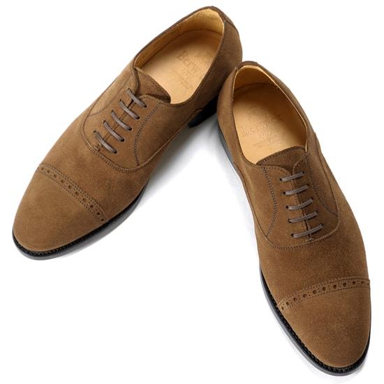 バーウィック Berwick1707 / スエードクォーターブローグシューズ『3577』(SNUFF/ ブラウン ) 靴 ストレートチップ メンズ ブランド | ビジネスシューズ 本革 ビジネス スエード ブラウン フォーマル フォーマルシューズ メンズシューズ