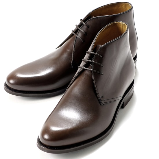 【クーポン取得&使用で15%OFF】バーウィック Berwick1707 / アニリンカーフチャッカブーツ「320」(598/ブラウン )/ 靴 シューズ チャッカ ブーツ 茶 チャッカブーツ メンズ デザートブーツ ビジネス ショートブーツ ダイナイトソール ブランド