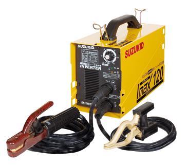 【送料無料・代引数料無料】スター電器製造 SUZUKID 直流インバータ溶接機 アイマックス120(SIM-120)