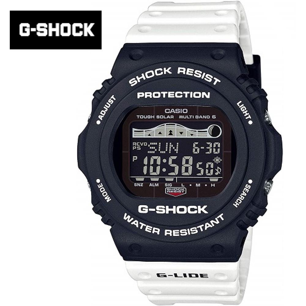 電波ソーラー G-SHOCK Gライド GWX-5700SSN-1【並行輸入品】 【CASIO】カシオ 腕時計