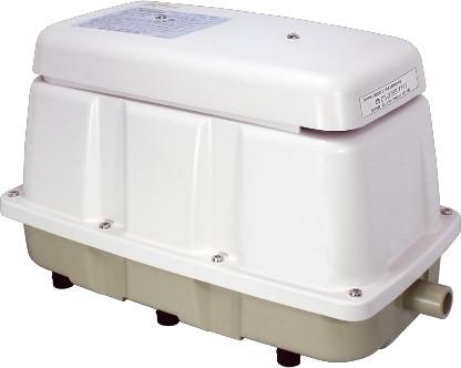 【日東工器】 メドー LAM-200 浄化槽エアーポンプ ブロワー