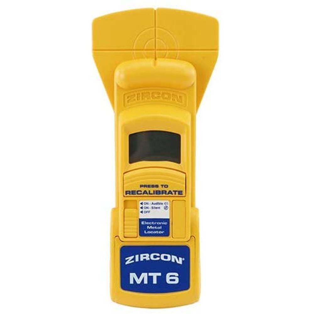 【ジルコン】鉄筋探知機 MT6