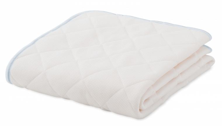 ■ポイント7倍追加/カード決済&エントリーで!■フランスベッド モイスケア メッシュパッド シングルサイズ【S】