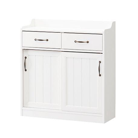 レトロア カウンター下収納 本棚・ラック 本棚 キッチン収納 カウンター下収納 棚 送料無料