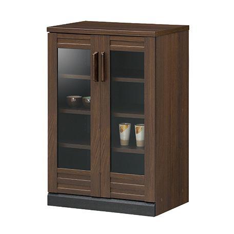 和暮 キャビネット 本棚・ラック 本棚 キッチン収納 食器棚 棚 送料無料