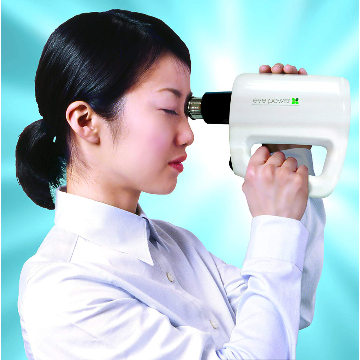 【新モデル】超音波治療器アイパワー(eyepower) 厚生労働省承認/眼科用医療機器