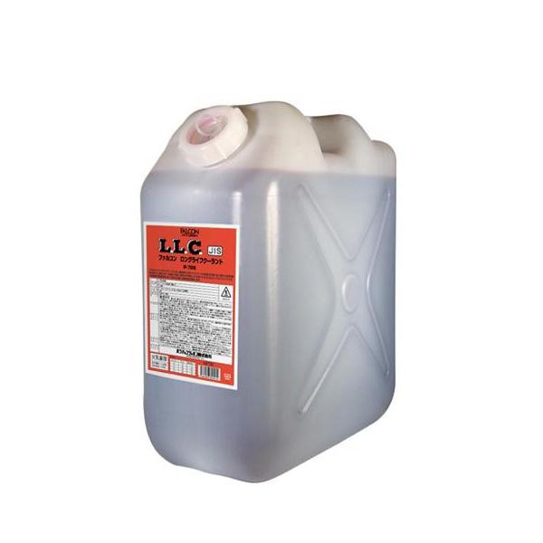 FALCON/ラジエーター用品 F95%LLC 20L 赤ポリ P-786 05P03Dec16