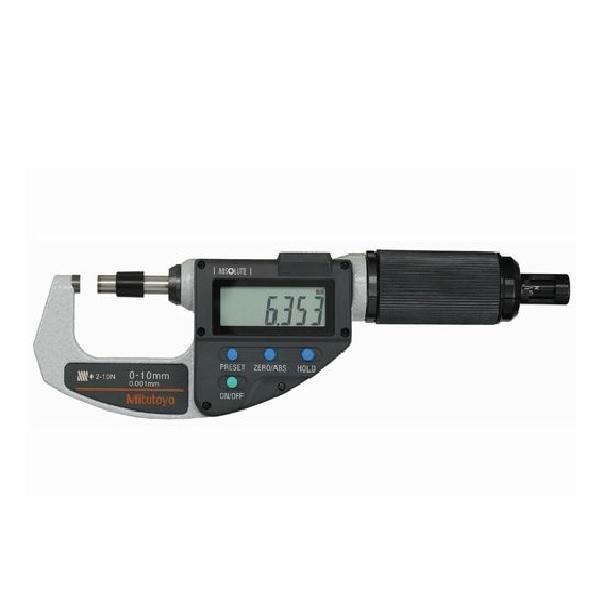 ブランドの信頼の証 ミツトヨ測定工具の原点 ミツトヨ 引出物 入荷予定 Mitutoyo ソフトタッチマイクロメータ CLM2-20QMX 227-206-20