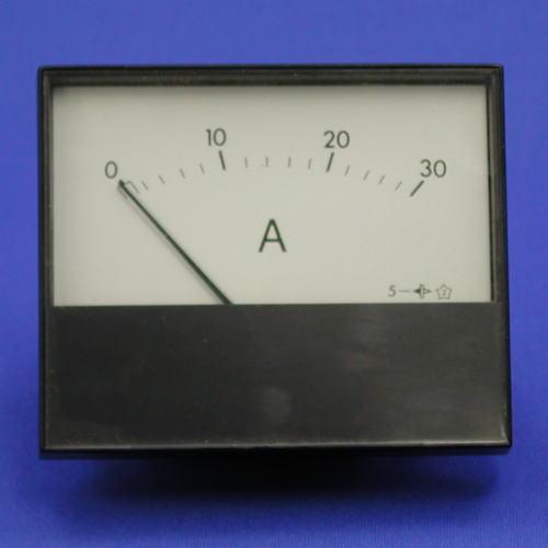 大電流用電流計(可動マグネット方式)