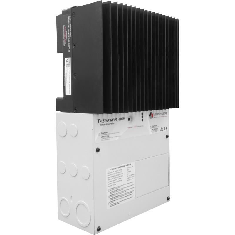 MPPTチャージコントローラー TS-MPPT-60-600V-48 モーニングスター(初期設定は48V) ソーラー発電 太陽光発電用 過充電防止装置 独立電源 オフグリッド ソーラー