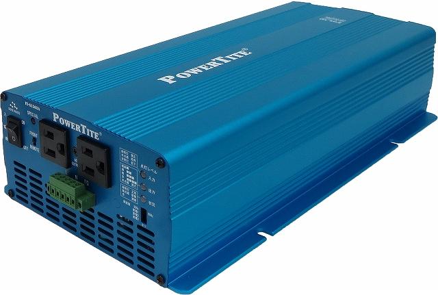 未来舎 正弦波 DC-ACインバーター FI-S1503A DC48V入力直流を交流 100V ( AC100V )に変換 家電製品を使用可能にする機械です。
