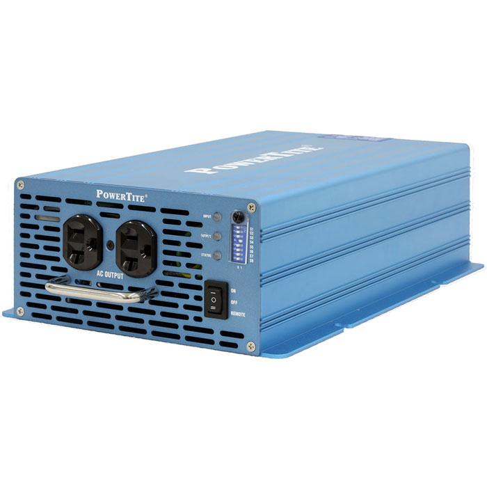 未来舎 正弦波 堅牢小型 DC-ACインバーター VF1507A直流を交流 100V ( AC100V )に変換 家電製品を使用可能にする機械です。POWERTITE パワータイト サイン波 コンバーター インバーター 大容量