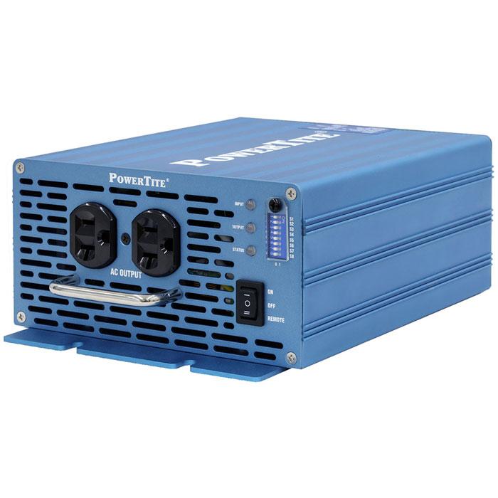 未来舎 正弦波 堅牢小型 DC-ACインバーター VF707A直流を交流 100V ( AC100V )に変換 家電製品を使用可能にする機械です。POWERTITE パワータイト サイン波 コンバーター インバーター 大容量