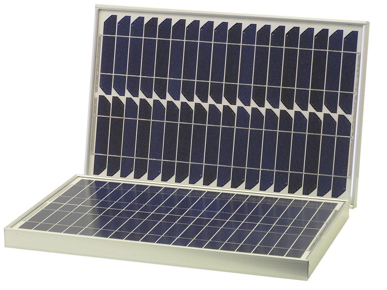 ソーラーパネル GN20 定格出力24Wエヌ・イー・ティ製 太陽電池 独立電源 太陽光発電 太陽光パネル キャンピングカー ヨット クルーザーなどの電源に