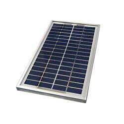 電菱製多結晶ソーラーパネル (太陽電池) DB006-12(旧DC006-12) 定格出力 6W DC12V系太陽電池 太陽光発電 太陽光パネル 独立電源 オフグリッド