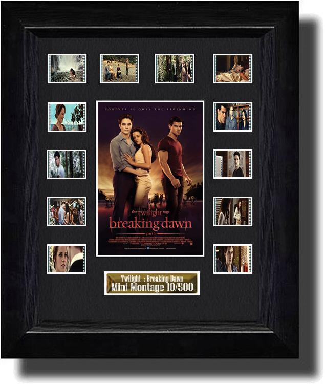 トワイライト・サーガ/ブレイキング・ドーン パート1 フィルムセルTwilight Saga Breaking Dawn PART1(2011) (C)FILM CELL Mini Montage  fc2011