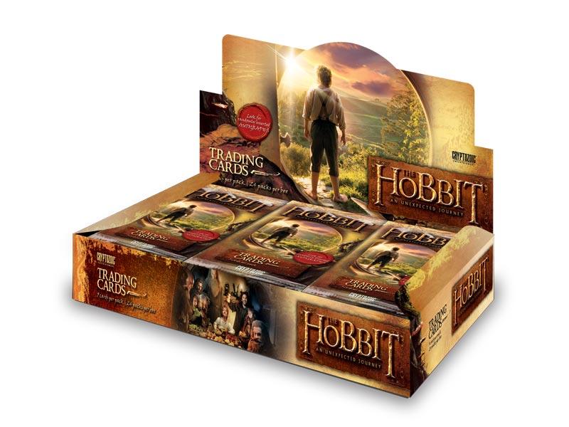 ホビット 思いがけない冒険 トレーディングカードTHE HOBBIT AN UNEXPECTED JOURNEYTRADING CARDS