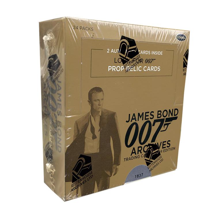007 JAMES BOND ARCHIVES 2014ジェームズボンド アーカイブス 2014 カード