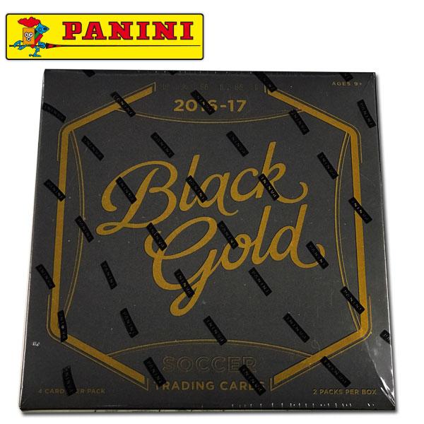 2016-17 PANINI BLACK GOLD SOCCERパニーニ ブラックゴールド サッカー