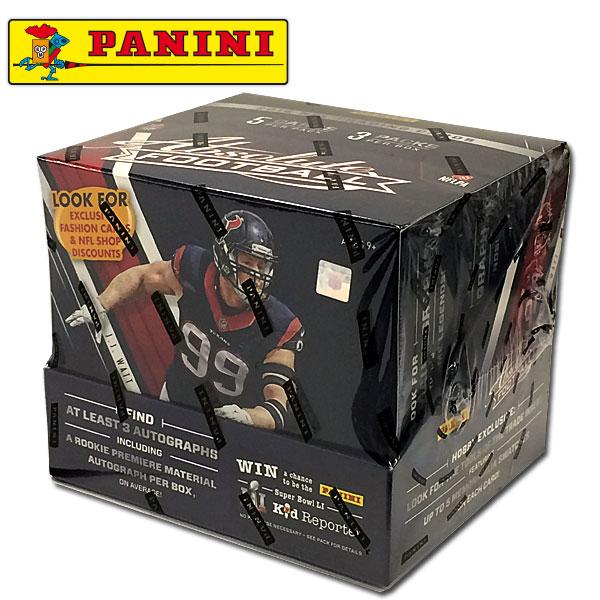 NFL 2016 PANINI ABSOLUTE FOOTBALLNFL公式アメリカンフットボールカード パニーニ アブソリュート